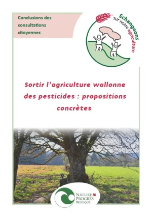Rapport pesticides cover