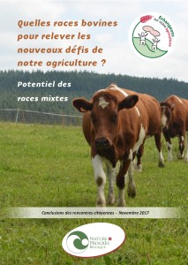 Cover Races bovines